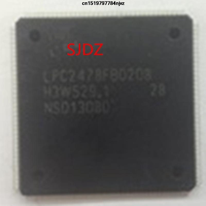 LPC2478FBD208 LPC2478 QFP 2 pcs