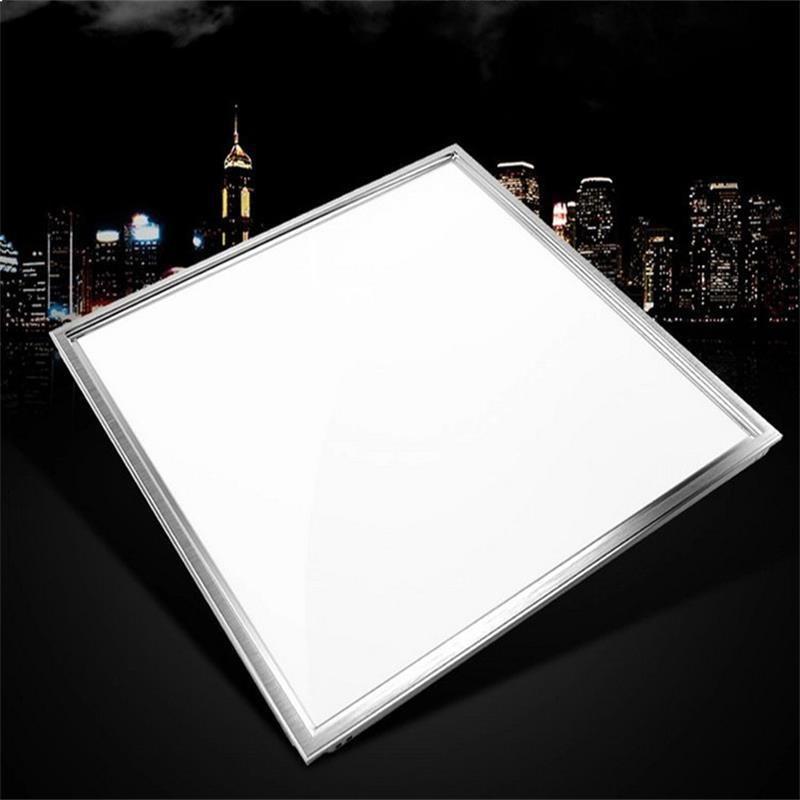 38W 48W llevó la luz del Panel 600x600x60x60 cm LED Downlight blanco cálido/blanco Natural/blanco frío AC 85-265V + conductor libre de DHL/Fedex