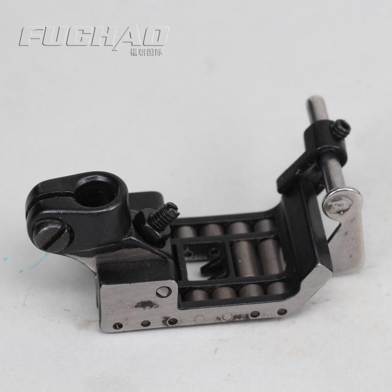 Prensatelas de R2500-6.4mm, prensatelas Máquina De Coser Industrial Pegaso, espaciado de 6,4mm R2500 con prensador de rodillo