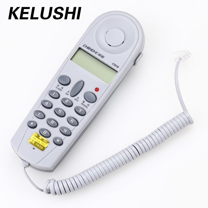 Ferramenta de Fibra Kelushi Telefone Linha Cabo Rede Tester Teste Bunda Lineman Ferramenta Dispositivo Profissional C019