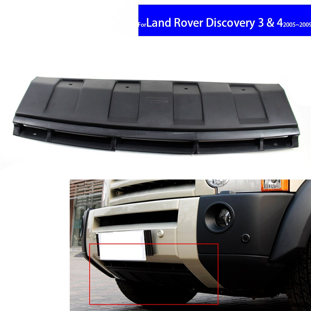 Vorder Auto Autoschleppseil-haken Deckel für Land Rover Discovery 3/4 2005 2006 2007 2008 2009 Zughaken Cover DPC500123PCL