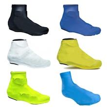 Professional MTB Cycling Shoe Cover Quick Dry 100% Lycra Men Women Sports Sneaker Racing Bike Cyclin