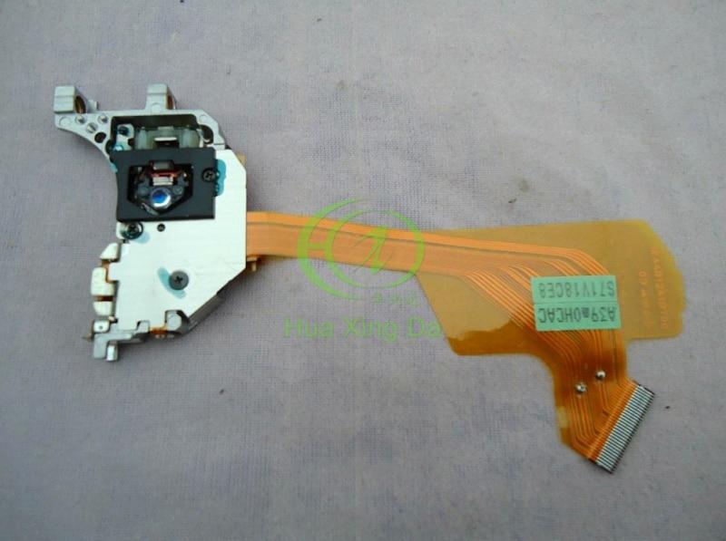 DV21TS/SF-HD4 CD + DVD Car audio system laser head (doble resistencia. Línea curva. Cubierta negra) SF-HD4 10 unids/lote envío gratis