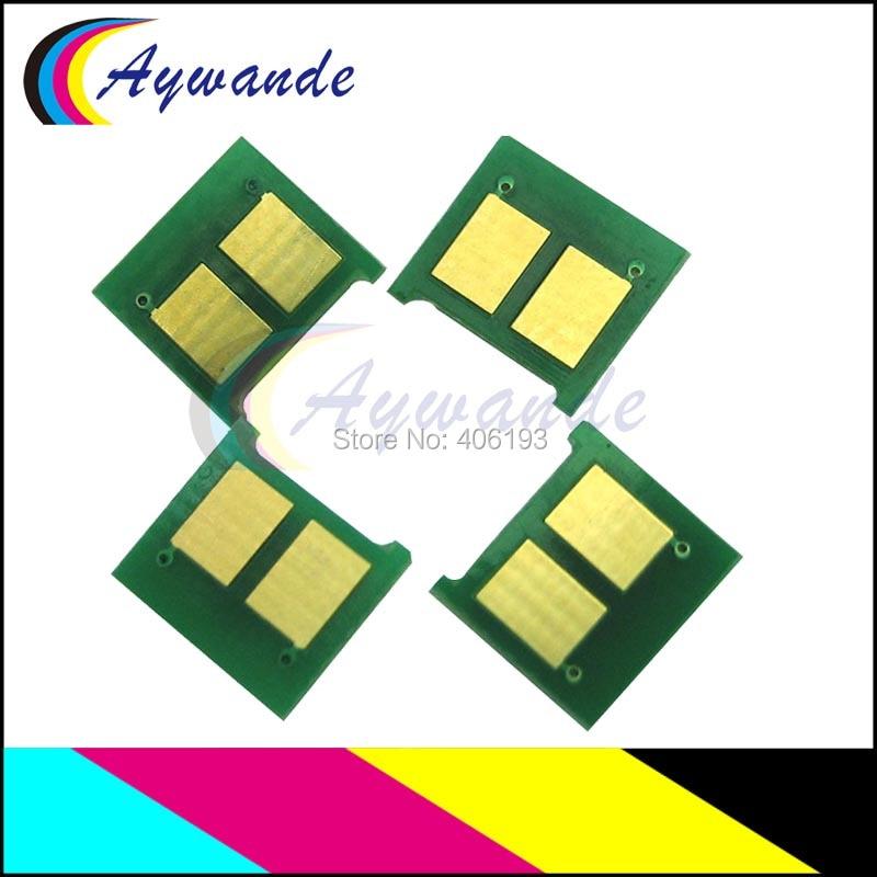 CB540A CB541A CB542A CB543A для HP CM1312 CP1215 CP1217 CP1514 CP1515 CP1518 HP 1312 1215 лазерный чип сброса картриджа с тонером