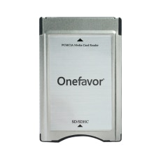 Haute qualité!!! Adaptateur de carte SD lecteur de carte PCMCIA onefavor pour mémoire MP3 Mercedes Benz