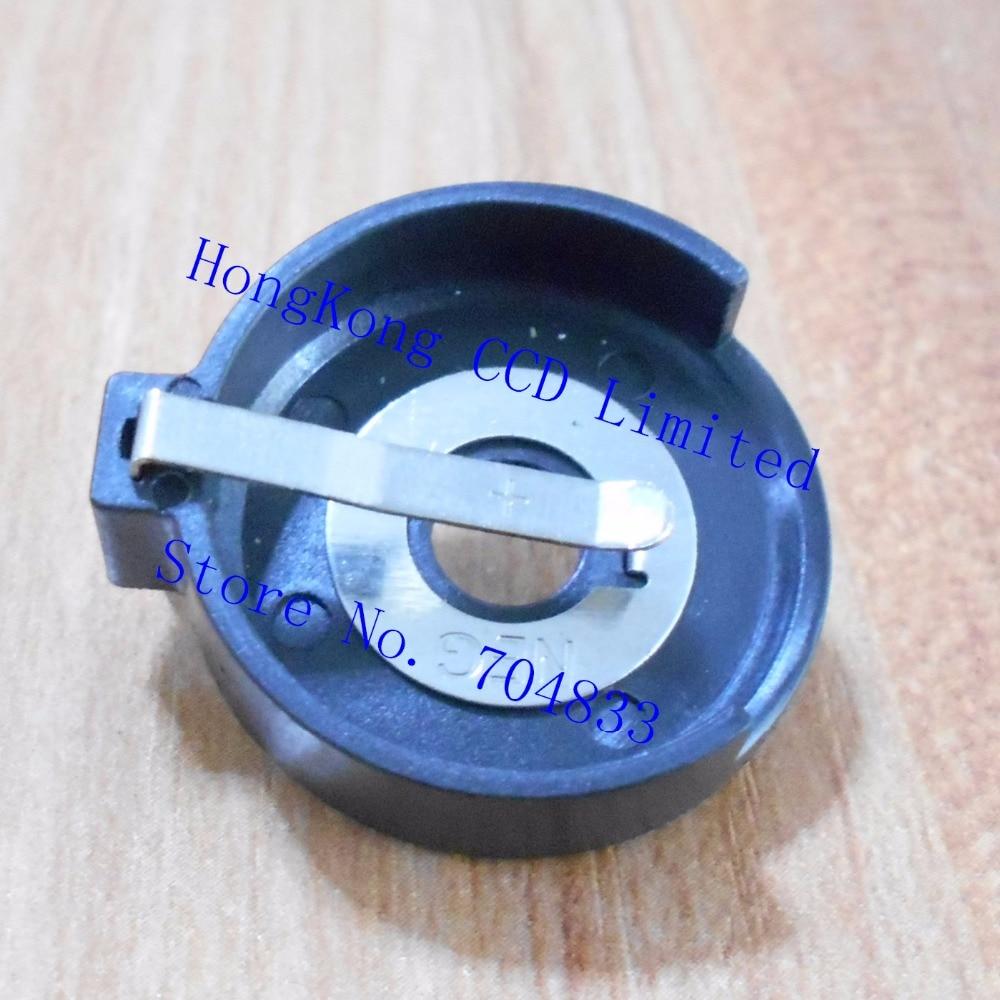1 Uds CR2450 soporte botón para batería/2 uds CR2430 conector de batería compatible con 1025