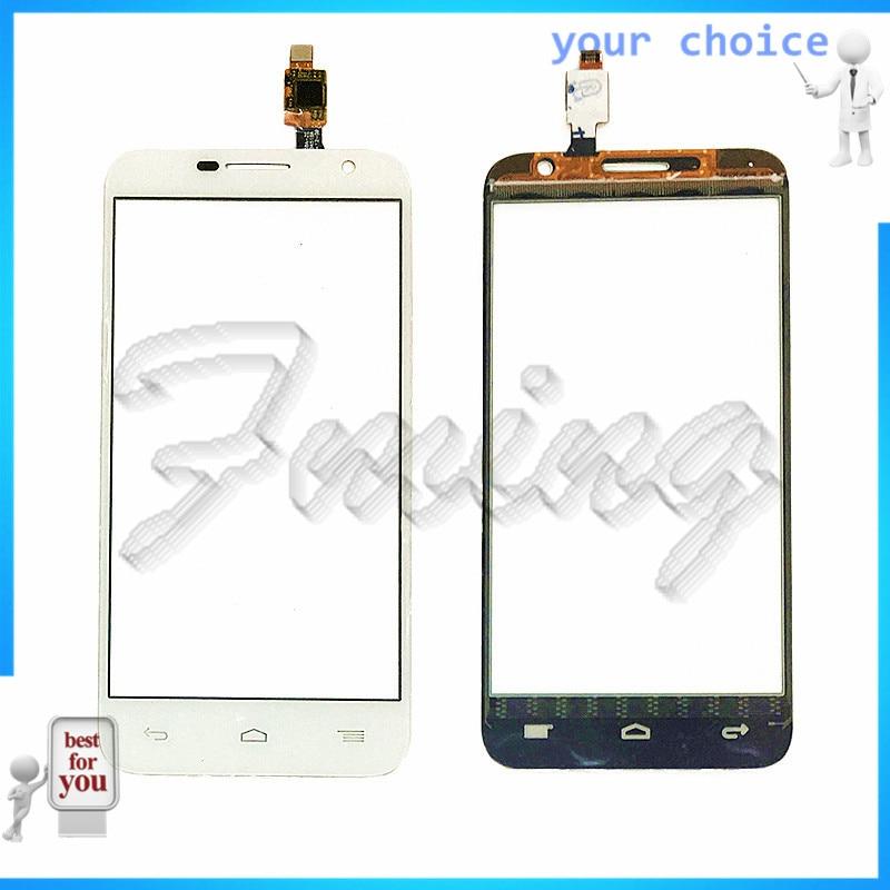 Panel táctil de teléfono móvil para Alcatel One Idol 2 mini 6016 OT6016 6016A Digitalizador de pantalla táctil cristal frontal con sensor táctil