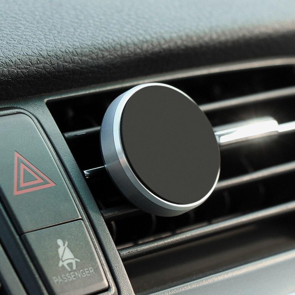 Universal Auto Air Vent Magnetische Handy Halter Für SAET loen lbiza VW Golf 4 5 6 7 Tiguan Ford focus Mazda CX-5 Axela MX-5