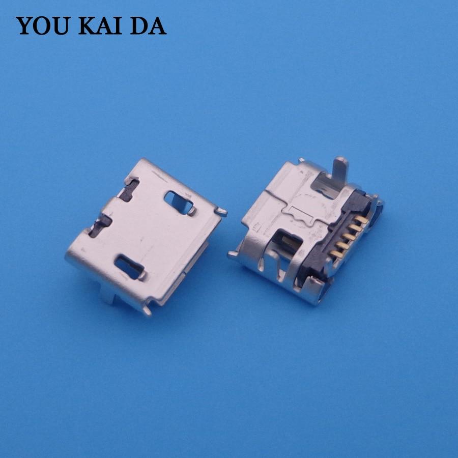 50 шт./лот Мини Micro usb разъем док-станция зарядное устройство для ASUS Transformer Book T100HA T100H