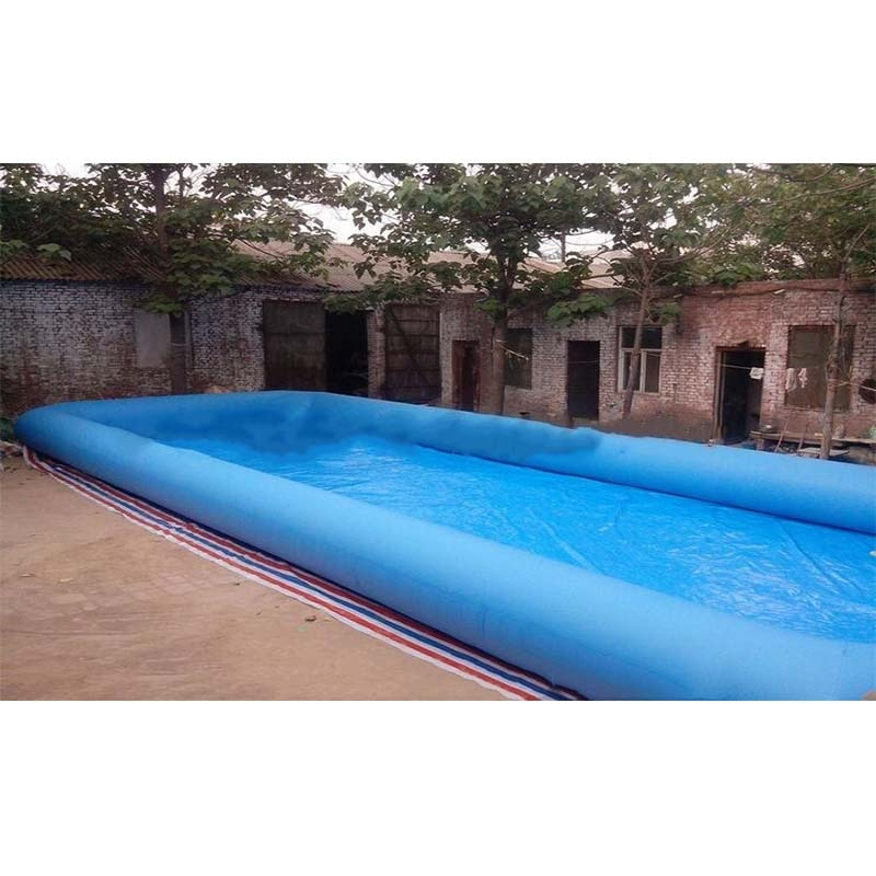 Inflatable water pool PVC swimming pool china for adult