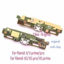 Оригинальная USB плата для Xiaomi Redmi 3 3S pro 3S prime Redmi 3X, док-станция с разъемом Micro Usb, зарядная плата и микрофон