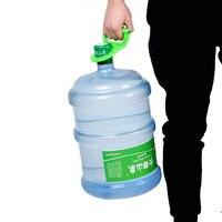2Pcs! New Generation Bending Comfort Mineral Water Pure Vat Decanter Handle Water Upset Bucket Handle Energy Saving Dropshipper