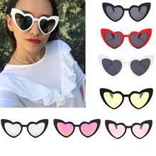 Sekinew new love ladies 선글라스 귀여운 하트 트렌드 하트 모양의 안경 드라이버 고글