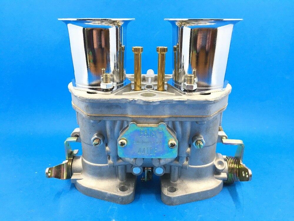 Nuevo carburador 44 IDF 44IDF carburador oem + aire de repuesto para bocina de aire para Solex Dellorto Weber EMPI.. Calidad superior AAAAA