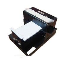 NDL-A3 طابعة رقمية A3 الأشعة فوق البنفسجية للحصول على حقيبة قماش قنب آلة طباعة