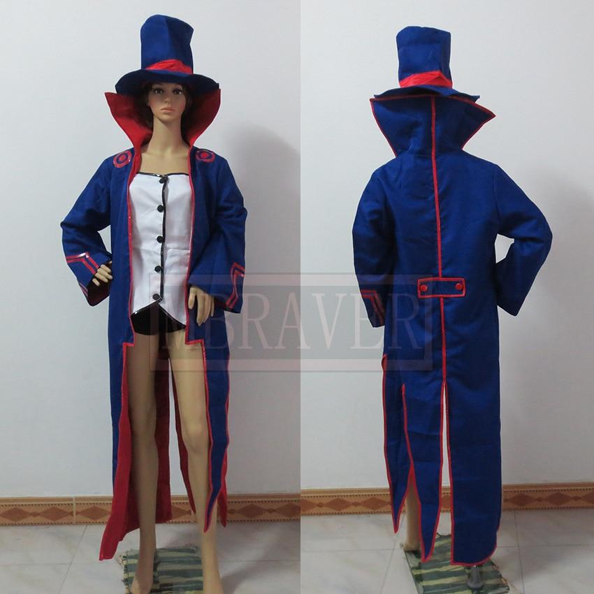 Женский костюм лол Леблан для Хэллоуина, на заказ