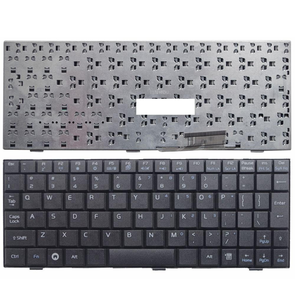 YALUZU Клавиатура для ноутбука ASUS EEE PC EPC700 900 701 901 2G 4G 8G EPC 900HD черный