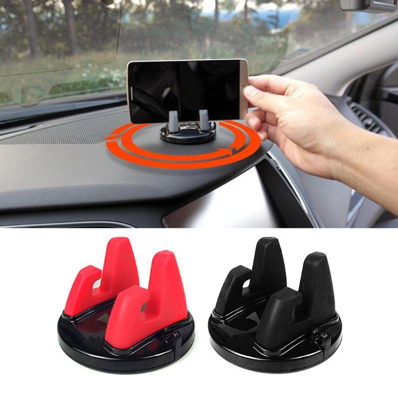 Soporte de teléfono para coche, soporte giratorio para mini cooper bmw f30ford explorer toyota camry 2007 2008 2009 rav4 2015 honda civic