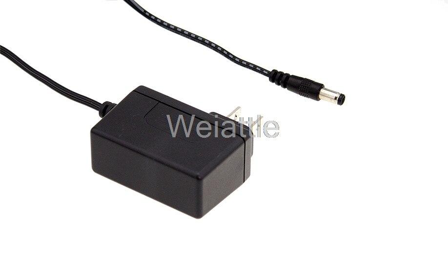 MEAN WELL original SGA12U09-P1J 9V 1.33A meanwell SGA12U 9V 12W AC-DC High Reliability Slim Wall-mounted Adaptor