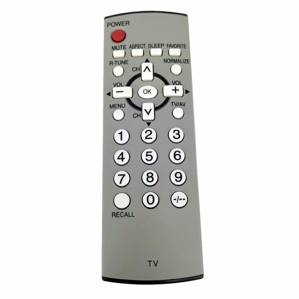 original 101 tc mod with 50w max output supports 22mm tc pc mode NEW Original EUR7717070 for Panasonic TV Remote control FOR TC-14RM12LP TC-20RM12LP TC-20RA12LP Fernebedienung