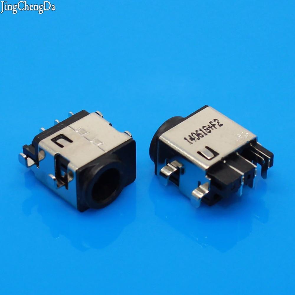 JCD 100 PCS/los Laptop dc power jack Für SAMSUNG NP RV510 RV511 RV515 RF710 RV411 RV420 RC512 DC stecker