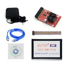 Original R270+ V1.20 Auto CAS4 BDM Programmer R270 CAS4 BDM Programmer Professional for bmw key programmer