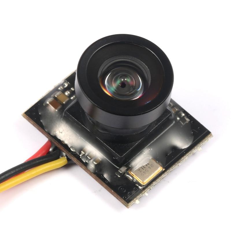 Flyegg 800tvl 150 graus ov231 câmera para kingkong mini drone sem escova 100 130 fpv racer quadcopter