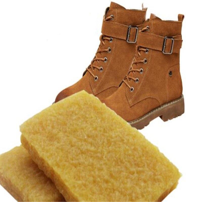Nuevo bloque de goma materia prima importada gamuza limpieza de zapatos cuidado descontaminación limpieza adhesivo goma de borrar limpia cepillo Natural