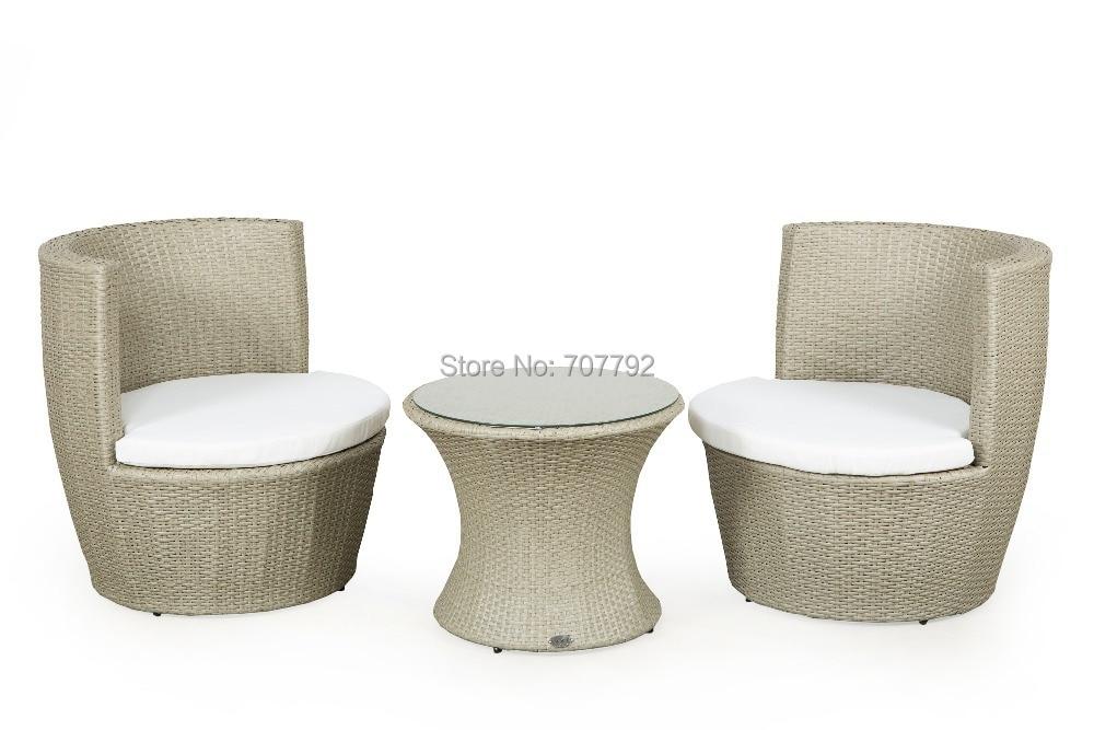 Hot Sale cheep outdoor PE rattan Sofa Set