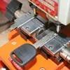 HON66 – mandrins de serrage externes pour clés de voiture HONDA 2 pièces/lot pour fraisage coupe extérieure copie accessoires de Machine