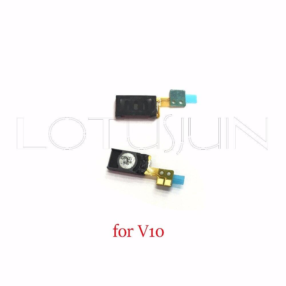 1 piezas Original auricular altavoz zumbador oído pieza de reparación para LG V10 H900 H901 H961N VS990