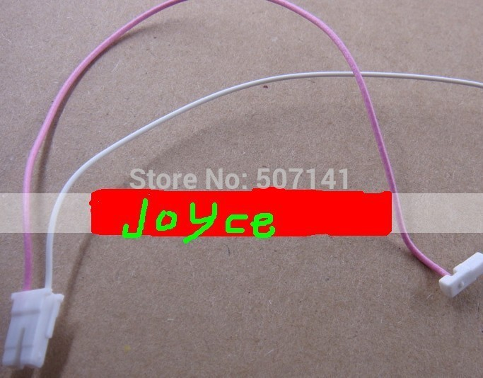 Laptop 13 inch Wide Backlight CCFL Lamps with Wire and Harness 282mm*2.0mm Freeshipping enlarge