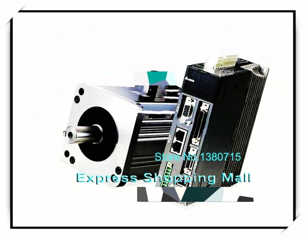 ECMA-C10602SS ASD-A2-0221-M AC أجهزة السيارات و محرك أطقم 200W 3000r/دقيقة ECMA-C10602SS + ASD-A2-0221-M