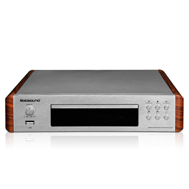 Nobsound dv-525 DVD player home HD children evd player vcd player LED Display Player usb HDMI HD mini dvd player for All regions