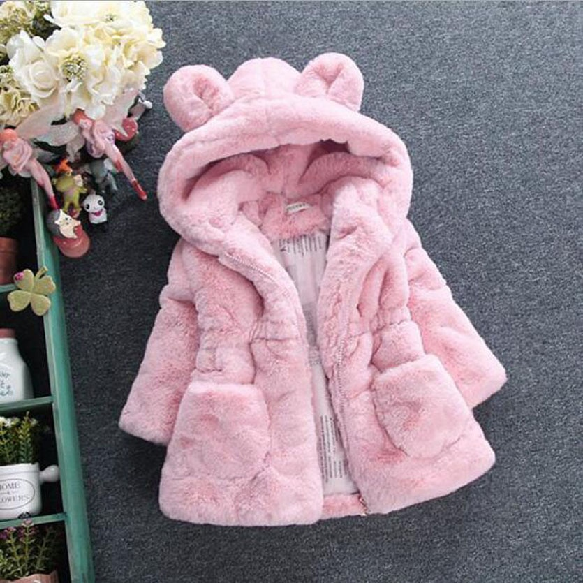 2017 chaquetas de invierno para niños, abrigo para niñas, abrigos de princesa para niñas, chaquetas cálidas gruesas para niñas, ropa de terciopelo impreso, blusa Fille