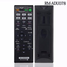 Replacement Remote Control RM-ADU078 RM-ADU079 148764111 For Sony HBD-TZ135 HBD-TZ530 Home Theater A