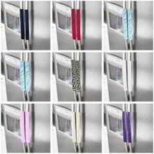 Refrigerator Handle Protector Kitchen Gadgets Pleuche Cloth 1 Pair Home Decor Door Knob Covers Fridge Door Stand Handle Cover