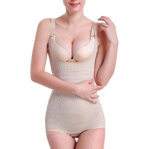 Women Sexy Shapers Slimming Bodysuits Hot body Waist Trainer Tummy Control Underwear Shapewear Firmer Postpartum Recovery Corset