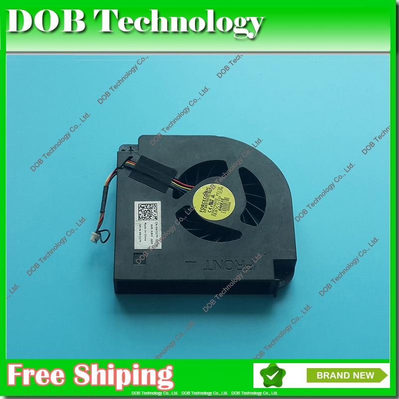 Envío gratuito CPU ventilador de refrigeración para DELL M6400 M6500 para SUNON ZB0508PHV1-6A B3624.13.V1.F.GN W227F enfriador de CPU