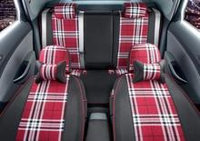 Чехлы на автомобильные сиденья для Suzuki Auto Swift Liana 2/3 wagon Jimny GRAND VITARA Mazda 2/3/6 CX-5/7 ATENZA Familia Premacy sports Axela