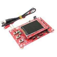 Kit Oscilloscope numérique de poche   Bricolage, Kit de pièces de poche + boîtier acrylique couverture de coque, outils de spécialité