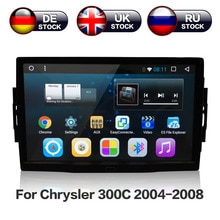 9 Android 8,1 8 core Auto Stereo GPS Navigation Radio Für Jeep Grand Cherokee Patriot Dodge Ladegerät Chrysler 300C DVD Player