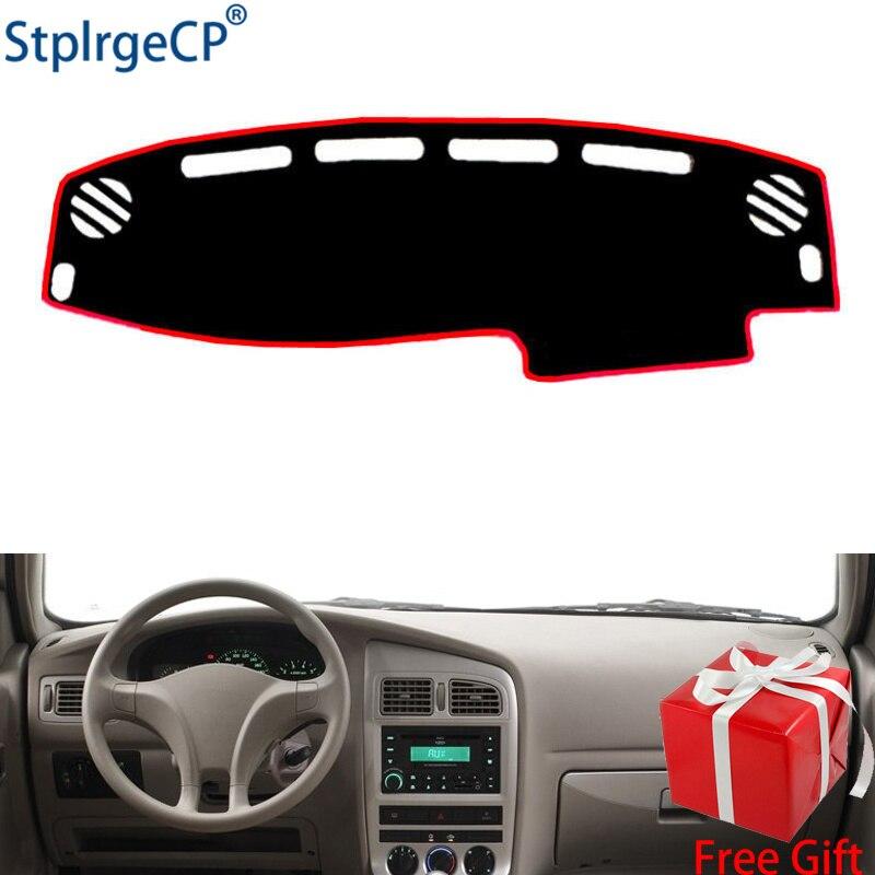 Almohadilla protectora para salpicadero CHERY COWIN 2004 2005 2006 2007 2008, accesorios de estilo de coche