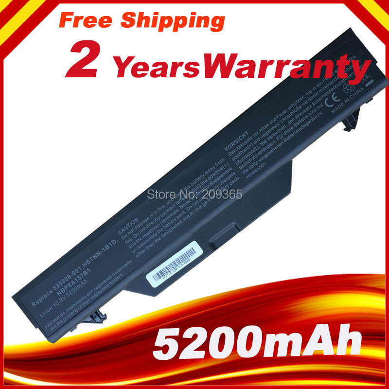 Аккумулятор для ноутбука HP Probook 4510s 4515s 4710s 6cell 4515s 4710s 4720s HSTNN-IB88 HSTNN-LB88