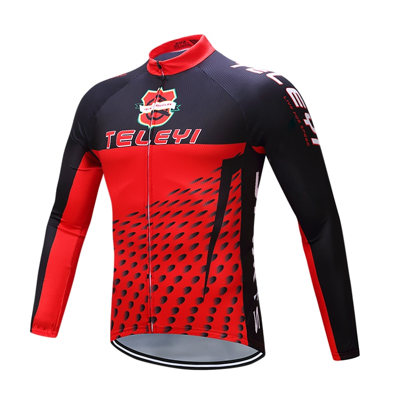 Camiseta De Ciclismo TELEYI Black maillot, Ropa De Ciclismo mtb, Ropa De...