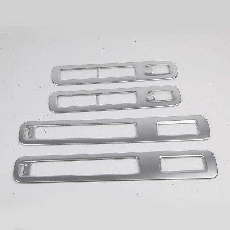 4pcs for PATROL Y62 Air conditioner Vent Decoration frame enlarge