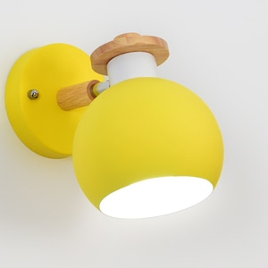 Multiple Styles Wood Wall Lamps LED Lights Wooden Aluminum Dining-room Sitting Room Corridor LED Indoor Lighting Light Fixture