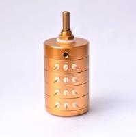 24 Steps HIFI Balanced 4-Channel Volume Potentiometer Dale Resistors 10K 50K