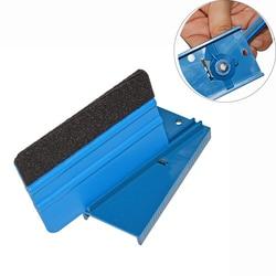 Foshio hard card rodo apontador raspador ferramenta de reparo janela matiz ferramenta afiar suavização bordas envoltório do carro ferramenta skiving faca