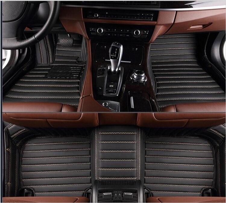 Tapis de qualité supérieure   Tapis Tapis de sol spéciaux pour voiture   Pour Toyota Avalon 2019, tapis imperméables, durables, Avalon 2019, livraison gratuite